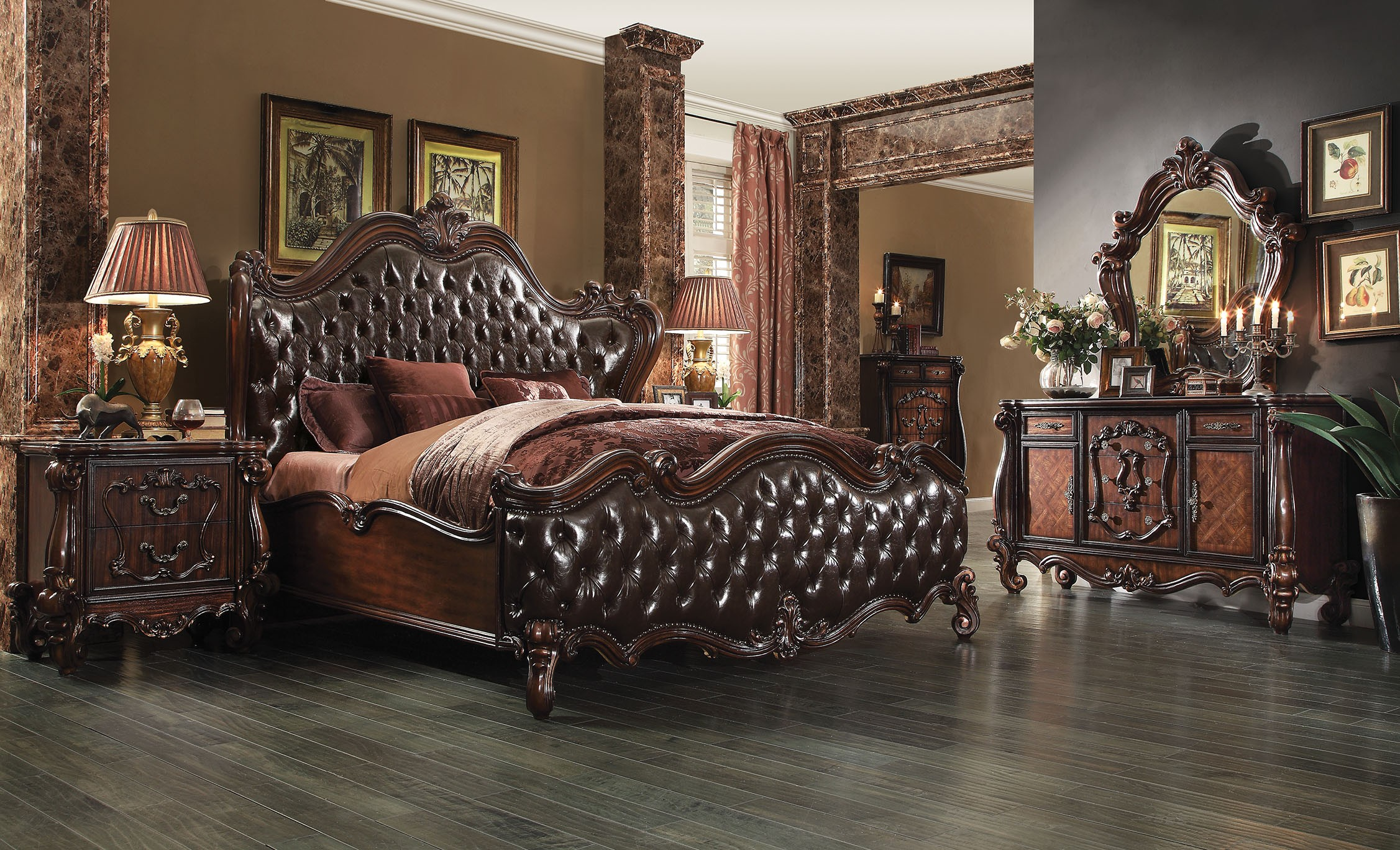 Cool Queen Bedroom Sets On Sale Collection