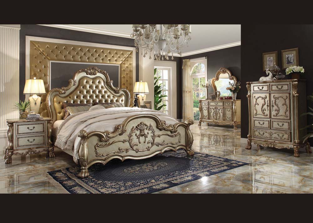 acme furniture bedroom sets. 23160Q 2 23163 L 23164 23165 Acme Furniture Queen Bedroom Set Gold  Hot Sectionals