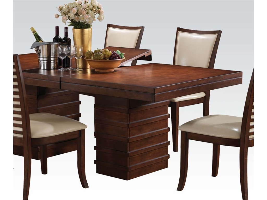 Antique Design Formal Dining Acme 70020 Hot Sectionals