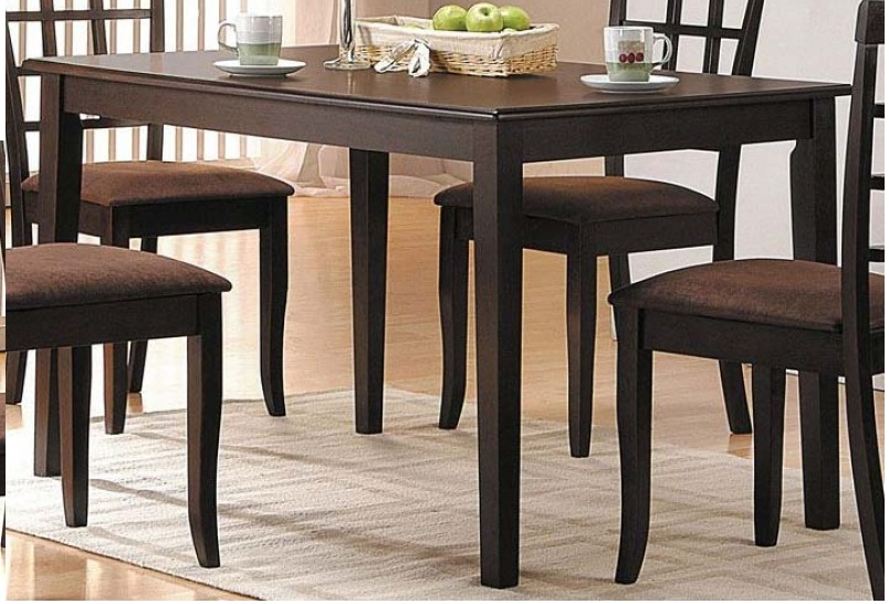 Cardiff Modern Dining Set, Acme #06850 | Hot Sectionals