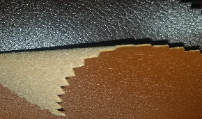 Bonded leather 2