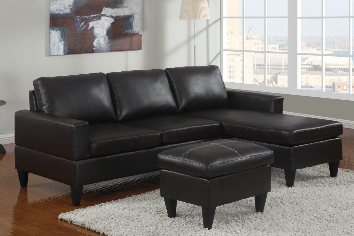 with black tufted and coffee sectional in color recliner luxurious pin classy arm also leather sofa chaise rest table