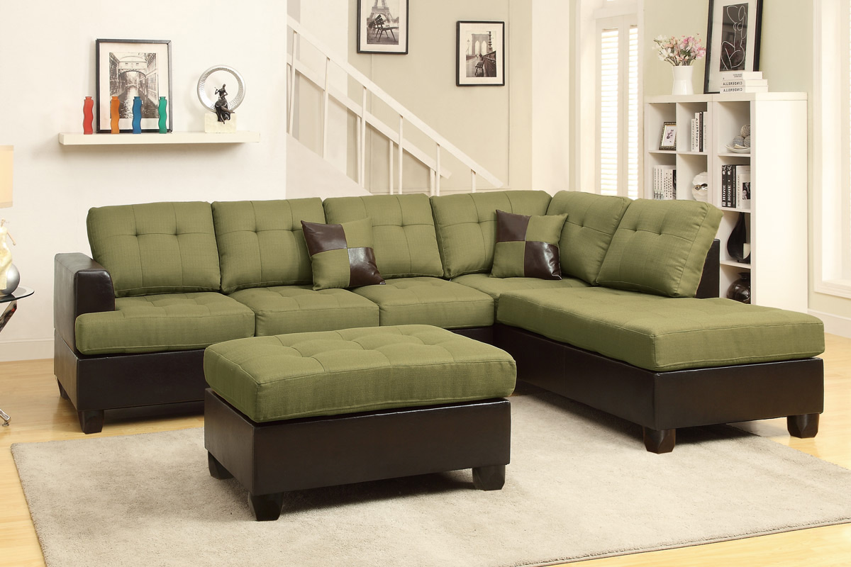 furniture magnetite chaise sectional sectionals affordable stationary piece w