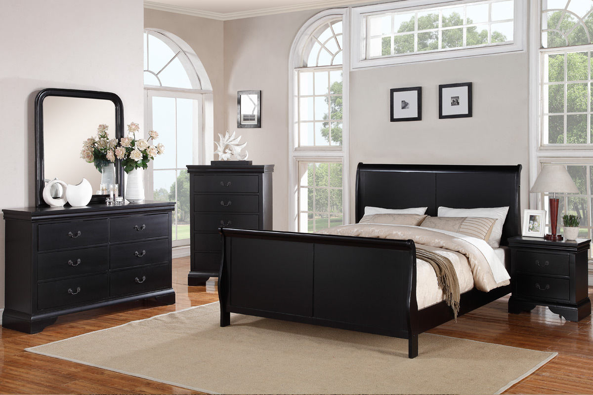 Poundex Furniture Queen Bedroom Set F9230q Hot Sectionals