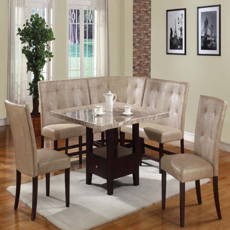 white marble dining room table Shipping Pass