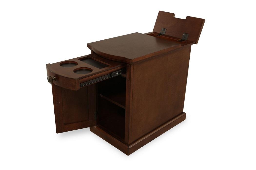 Ashley End Table wStorage Holder Power Port Living Room  : ASH T127047565 1 from www.ebay.com size 1050 x 699 jpeg 69kB