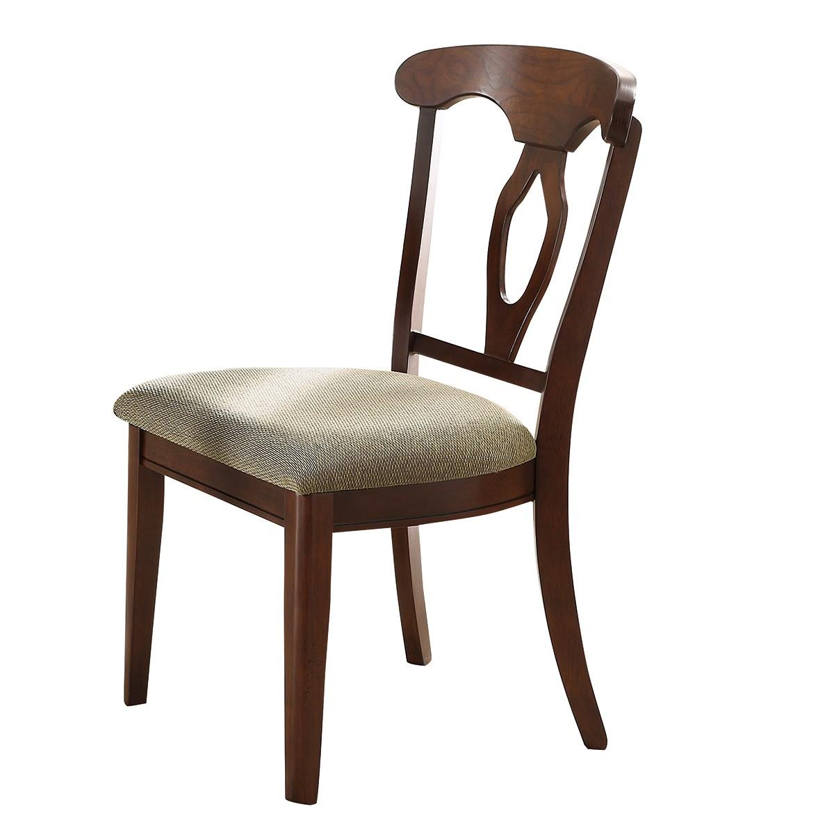 Latest Dining Chairs: New Modern Coaster Liam Decorative Splat Back Cherry