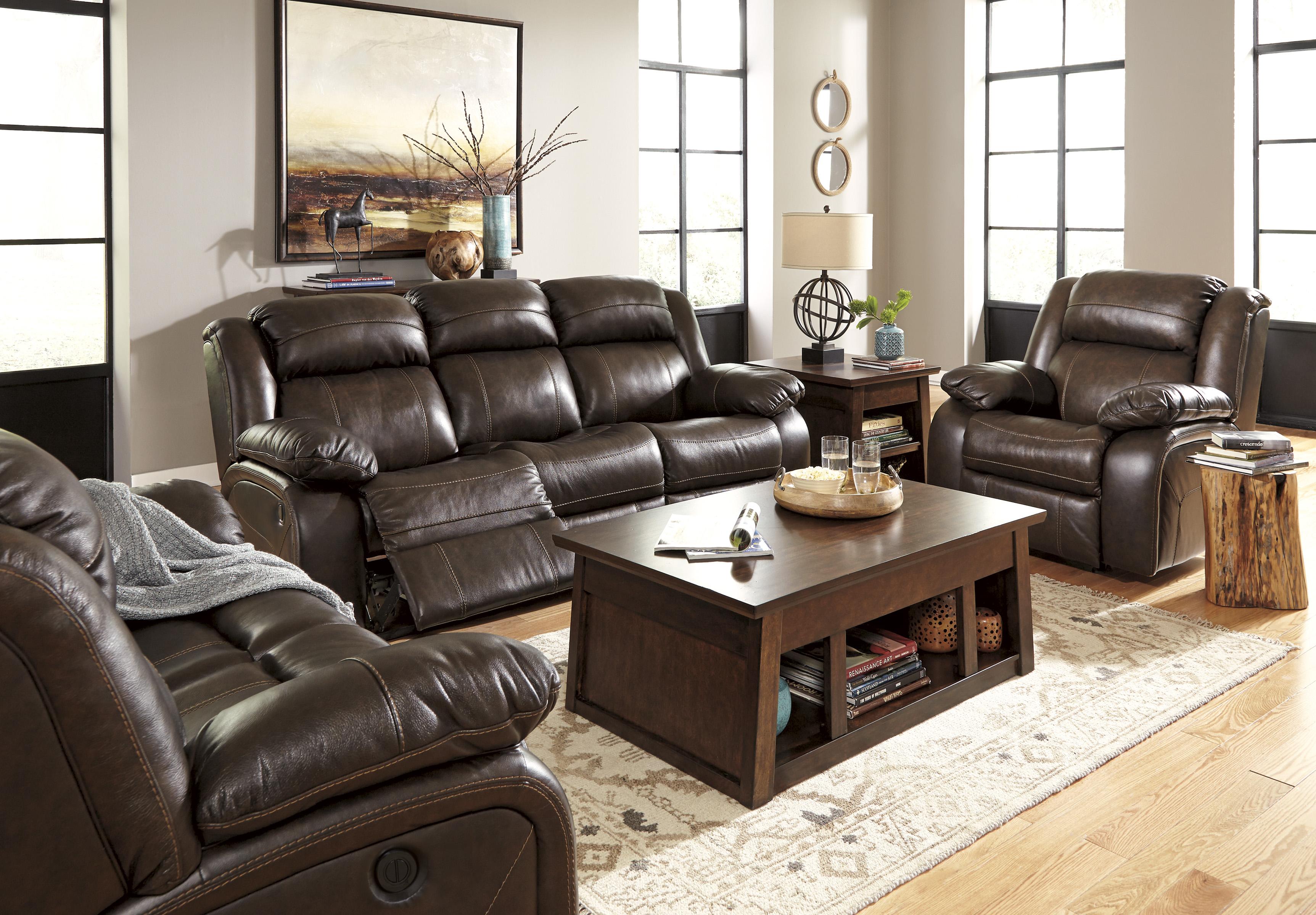 3pc sofa set ashley living room furniture hot sectionals - Living room recliner furniture sets ...