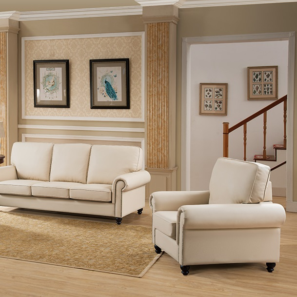 3pc Sofa Cream Contemporary Living Room Set Hot Sectionals